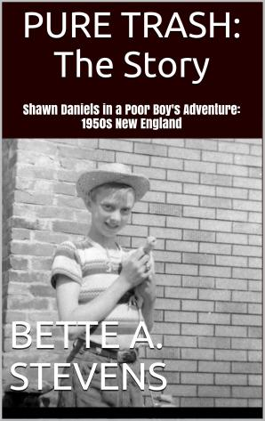 1950a General Fiction: first book for Middle-grade/YA/Adult Audience by award-winning children's book author Bette A. Stevens