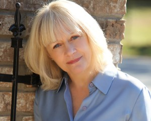 Brenda Sorrels, author of THE BACHELOR FARMERS