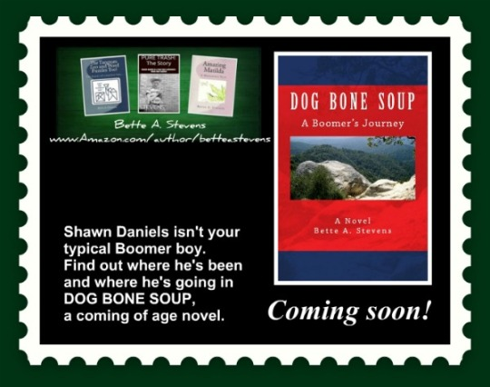 DOG BONE SOUP Coming Soon!
