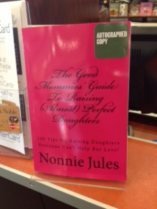 Nonnie Jules Book