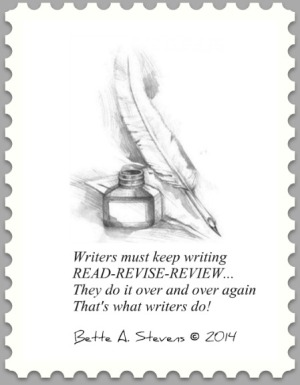 Writers Write Postage Stamp