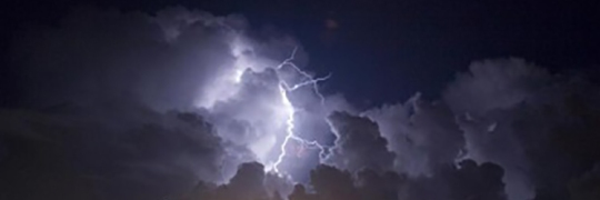 Lightning from NASA 2