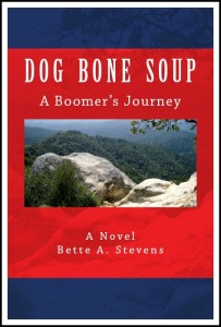 Front BW frame DOG BONE SOUP Red & Blue reviseed BookCoverPreview.do
