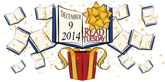 READ TUESDAY IS HERE!