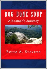 DOG BONE SOUP BW Border 2015