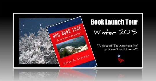 DOG BONE SOUP Launch Banner