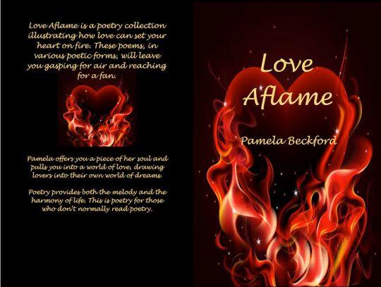 LOVE AFLAME by Pamela Beckford