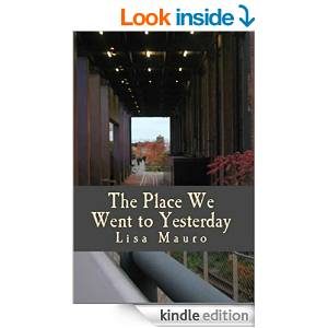 Book Cover THE PLACE... by Lisa Mauro