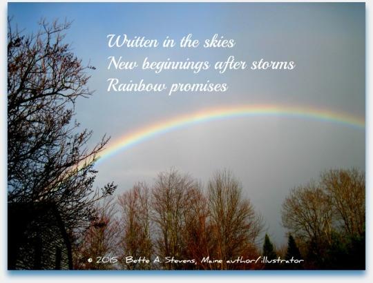 Rainbow HAIKU bas 2015