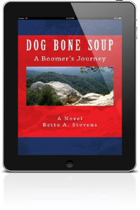 DOG BONE SOUP on kindle 2