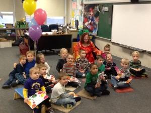 PAMELA Blossom & the kids