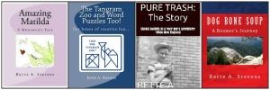 Bette Book Collage WHITE BORDER