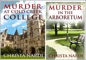 Book Covers CHRISTA NARDIA