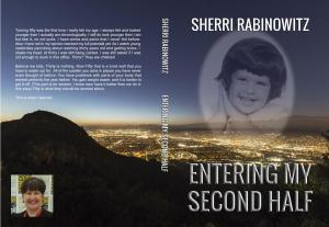 full cover of my book