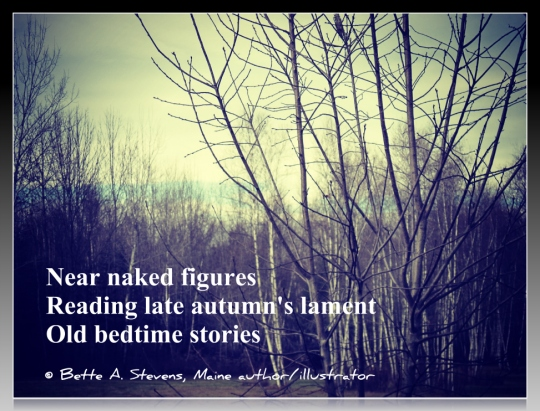 AUTUMN LAMENT Haiku bas 2015