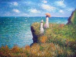 Monet from Pinterest