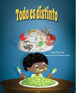 TOTO ES DISTINTO by Ann Morris