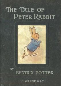 Peter Rabbit cover
