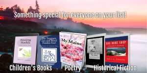 Books by Bette A. Stevens, Maine author